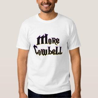 More Cowbell Tshirt