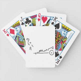 more dragster motosport run car poker cards