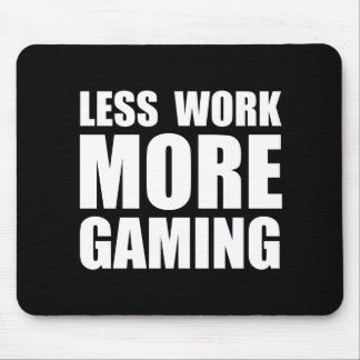 More Gaming Mouse Pad