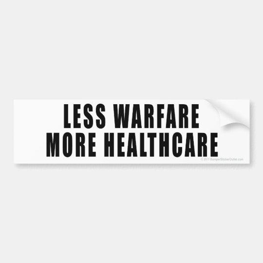 More Healthcare sticker