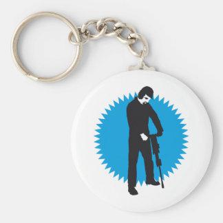 more jackhammer more worker key ring