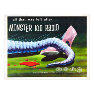 More Killer Shrews from Monster Kid Radio Postcard