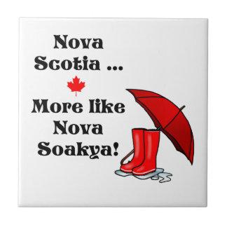 More like Nova Soakya, Canada Tile
