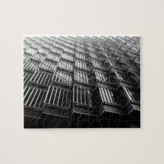 More London Abstract canvas Jigsaw Puzzle