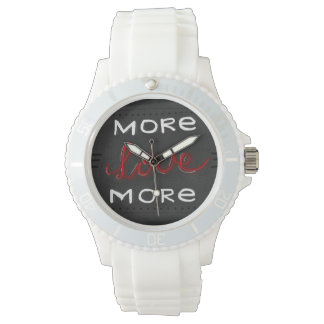 More love more watch