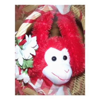 more monkey love custom flyer