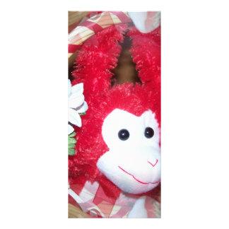 more monkey love rack card