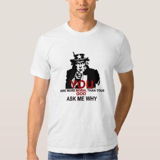 More Moral T-Shirt