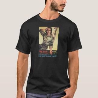 More Nurses are needed! U.S. Army Nurse Corps T-Shirt