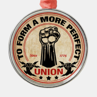 More Perfect Union 1016 Christmas Ornament