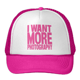 More Photography Trucker Hat