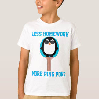 More Ping Pong T Shirt