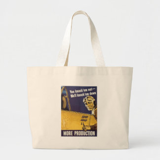 More Production World War 2 Tote Bags