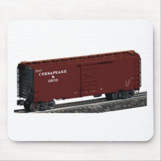 More Railroadiana Mousepads