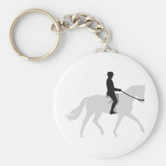 more rider basic round button key ring