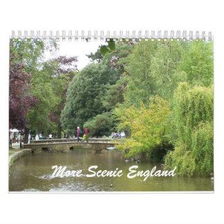 More Scenic England Calendar