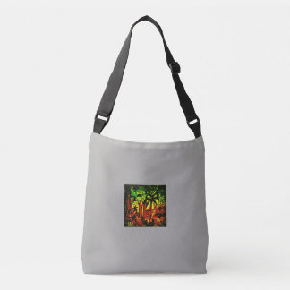 more shoulder bag - jungle