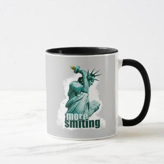 More smiting! Statue of Liberty Mug