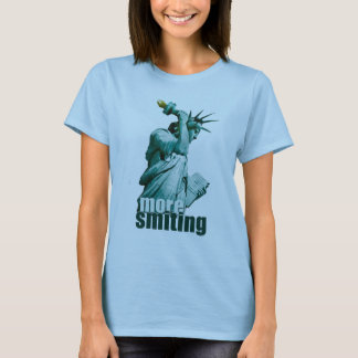 More smiting! Statue of Liberty T-Shirt