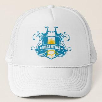 more soccer ARGENTINA Trucker Hat