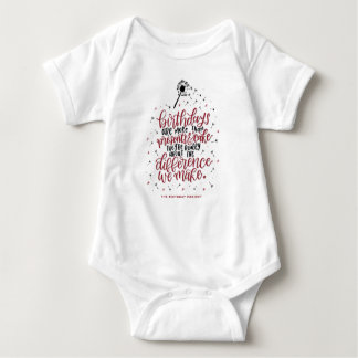 More Than Presents & Cake Onseie Baby Bodysuit