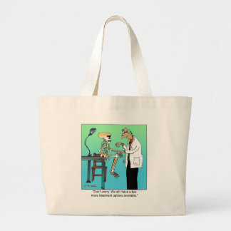 More Treatment Options Available Tote Bags