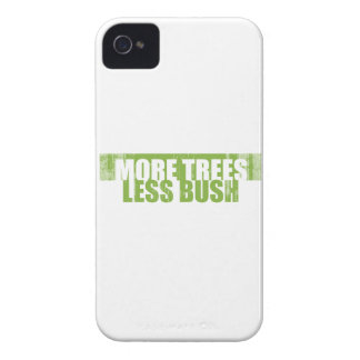 More trees less Bush Faded.png Case-Mate iPhone 4 Case