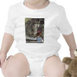 More Waiting Grooms: Horse By Mantegna Andrea Baby Bodysuits