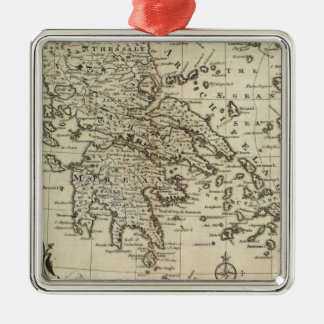 Morea, Greece Christmas Ornament