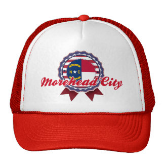Morehead City NC Trucker Hats