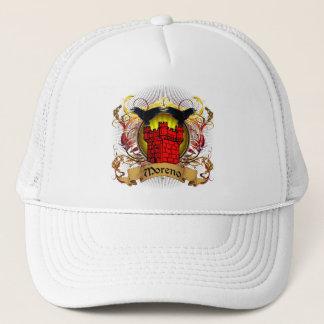 Moreno Family Crest Trucker Hat