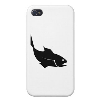 Moreno fish - Go fishing Cases For iPhone 4
