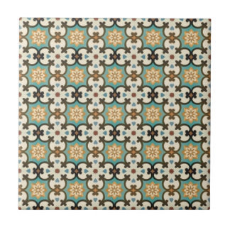 Moresque Pattern Tile