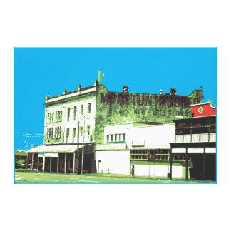 Moreton Rubber Works #28 Canvas Print