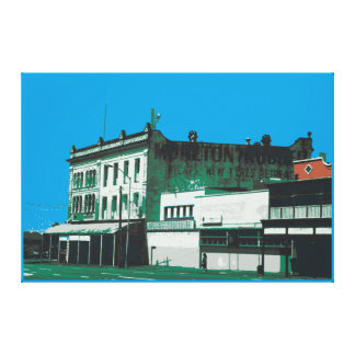 Moreton Rubber Works #6 Canvas Print