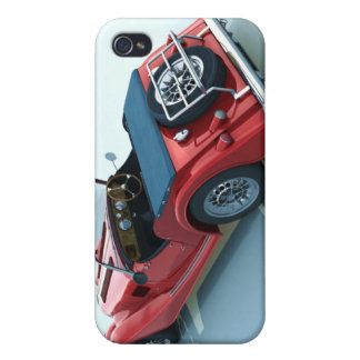 Morgan case iPhone 4 covers