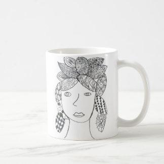 Morgan Cash Coffee Mug