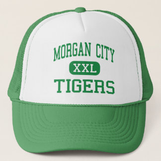 Morgan City - Tigers - Junior - Morgan City Trucker Hat