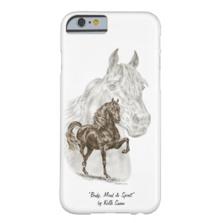 Morgan Horse Art Barely There iPhone 6 Case