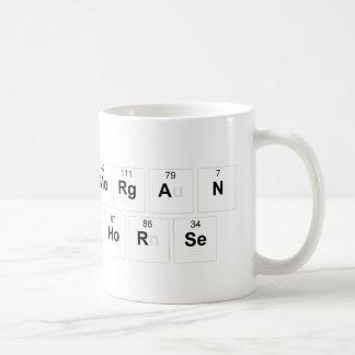 Morgan Horse - the element of versatility Coffee Mug