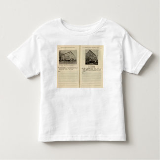 Morgan House, Van's Garage, Poughkeepsie Toddler T-Shirt