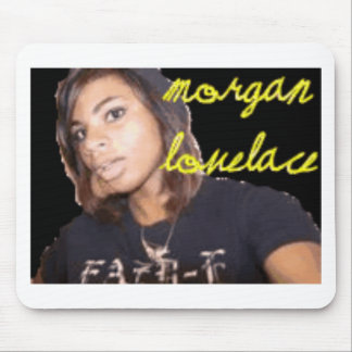 Morgan Lovelace Gear Mouse Pad