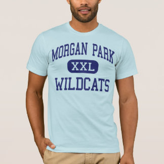 Morgan Park Wildcats Middle Duluth Minnesota T-Shirt