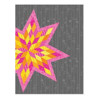 Morgan s Star Post Card
