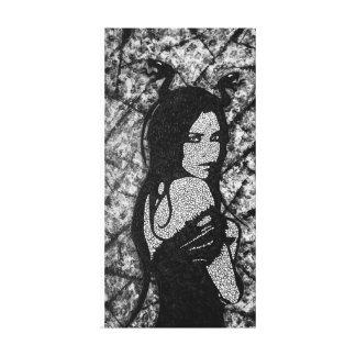 Morgana Canvas Print