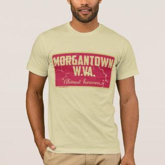Morgantown: Almost Heaven T-Shirt