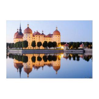 Moritzburg Acrylic Print