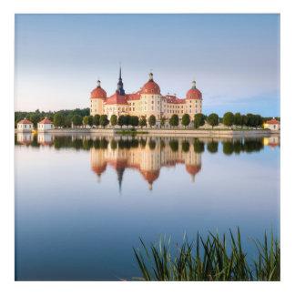Moritzburg Palace Acrylic Print
