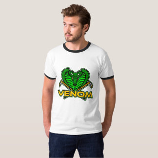 Morley 32 - Venom Player Basic Ringer T-Shirt