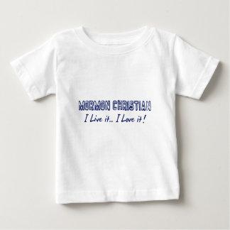 Mormon Christian Baby T-Shirt